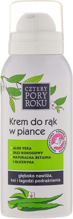 Crema-schiuma per mani - Cztery Pory Roku