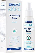 Profumi e cosmetici Spray corpo antiprurito - Novaclear Atopis Anti-Itching Spray