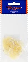Profumi e cosmetici Retina per capelli, 3097, beige - Top Choice