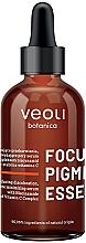 Profumi e cosmetici Siero viso - Veoli Botanica Focus Pigmentation Essence