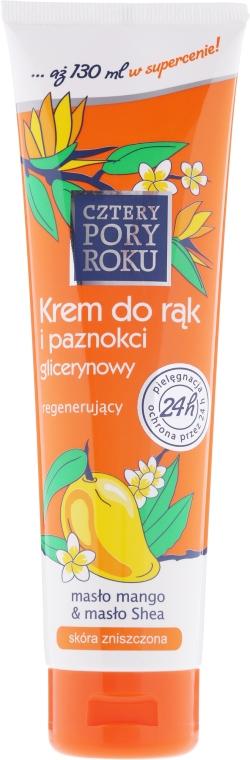 Crema mani - Cztery Pory Roku Hand Cream