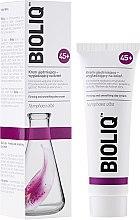 Profumi e cosmetici Crema rassodante e levigante, da giorno - Bioliq 45+ Firming And Smoothing Day Cream