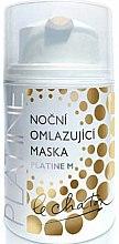 Profumi e cosmetici Maschera viso, da notte - Le Chaton Night Rejuvenating Face Mask Platine M