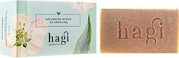 Profumi e cosmetici Sapone naturale con citronella e spirulina - Hagi Soap