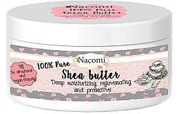 Profumi e cosmetici Burro di karitè - Nacomi Natural Shea Butter
