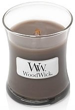 Profumi e cosmetici Candela profumata in bicchiere - WoodWick Hourglass Candle Sand & Driftwood