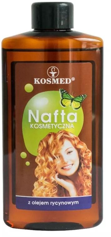Nafta cosmetica con olio di ricino - Kosmed
