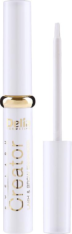 Siero per crescita di ciglia e sopracciglia - Delia Lash & Brow Enhancer Eyelash Creator
