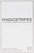 Profumi e cosmetici Patch per occhi - Magicstripes The invisible, Surgery-Free Eyelid Lifting M