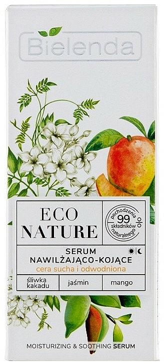 Siero viso - Bielenda Eco Nature Kakadu Plum, Jasmine and Mango