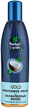 Profumi e cosmetici Olio di cocco per capelli indeboliti - Biofarma Parachute Gold