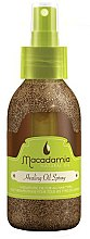 "Profumi e cosmetici Spray rigenerante ""Argan e Macadamia"" - Macadamia Natural Oil Healing Oil Treatment"