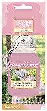 Profumi e cosmetici Deodorante per auto - Yankee Candle Car Jar Sunny Daydream Air Freshener