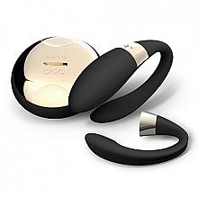 Profumi e cosmetici Vibromassaggiatore per coppie, nero - Lelo Tiani 2 Design Edition