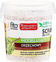 Profumi e cosmetici Scrub corpo, bruciagrassi, da bagno - Fito Cosmetics