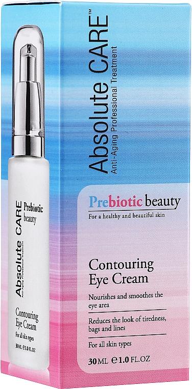 Crema contorno occhi probiotica - Absolute Care Prebiotic Beauty Contouring Eye Cream