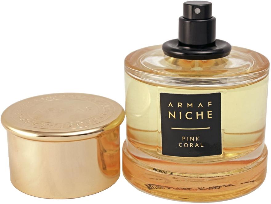 Armaf Niche Pink Coral - Eau de Parfum — foto N4