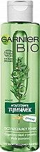 Tonico detergente viso - Garnier Bio Perfecting Tonik Purifying Thume — foto N1