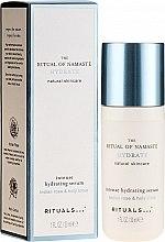 Profumi e cosmetici Siero viso idratante - Rituals The Ritual Of Namaste Intense Hydrating Serum