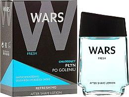 Profumi e cosmetici Detergente dopobarba - Wars Fresh