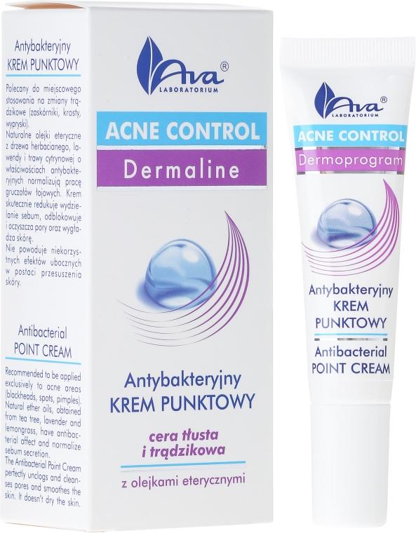 Crema antibatterica locale - Ava Laboratorium Acne Control Antibacterial Point Cream