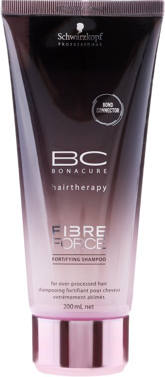 Shampoo fortificante senza solfati - Schwarzkopf Professional BC Fibre Force Fortifying Shampoo