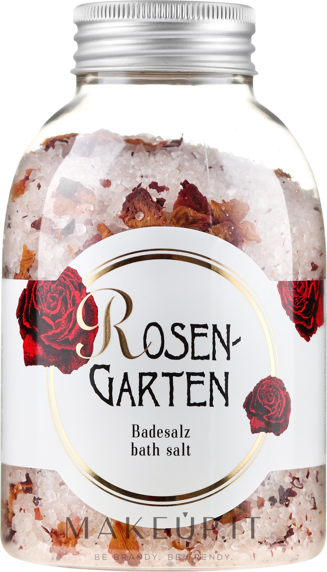 Sale da bagno - Styx Naturcosmetic Rosen Garten Bath Salt — foto 400 g