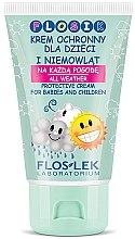 Profumi e cosmetici Crema protettiva per neonati e bambini piccoli - Floslek Flosik All Weather Protective Cream