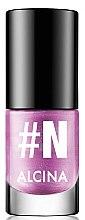 Profumi e cosmetici Smalto per unghie - Alcina Nail Colour