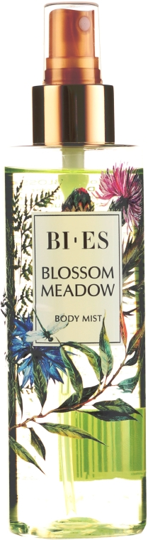 Bi-Es Blossom Meadow Body Mist - Spray corpo