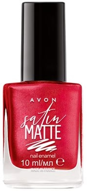 Smalto per unghie - Avon Satin Matte Nail Enamel