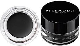 Profumi e cosmetici Eyeliner - Mesauda Milano Gel Liner