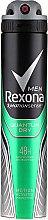 Profumi e cosmetici Deodorante spray uomo - Rexona Men Quantum Deodorant Spray