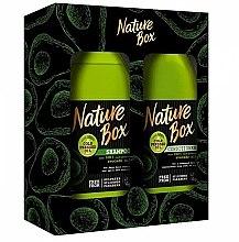 Set - Nature Box Avocado Oil (shmp/385ml + cond/385ml) — foto N1