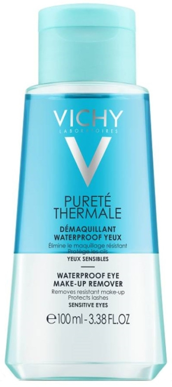 Struccante bifasico - Vichy Purete Thermale Waterproof Eye Make-Up Remover