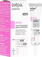 Profumi e cosmetici Crema contorno occhi anti-eta - Tolpa Estetic