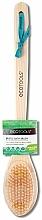 Profumi e cosmetici Spazzola per massaggio a secco - EcoTools Bamboo Bristle Body Brush