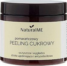 Profumi e cosmetici Peeling corpo allo zucchero e arancia - NaturalME