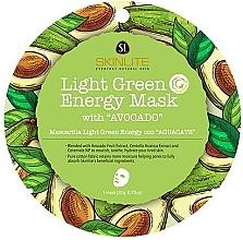 Profumi e cosmetici Maschera viso energizzante - Skinlite Light Green Energy Mask