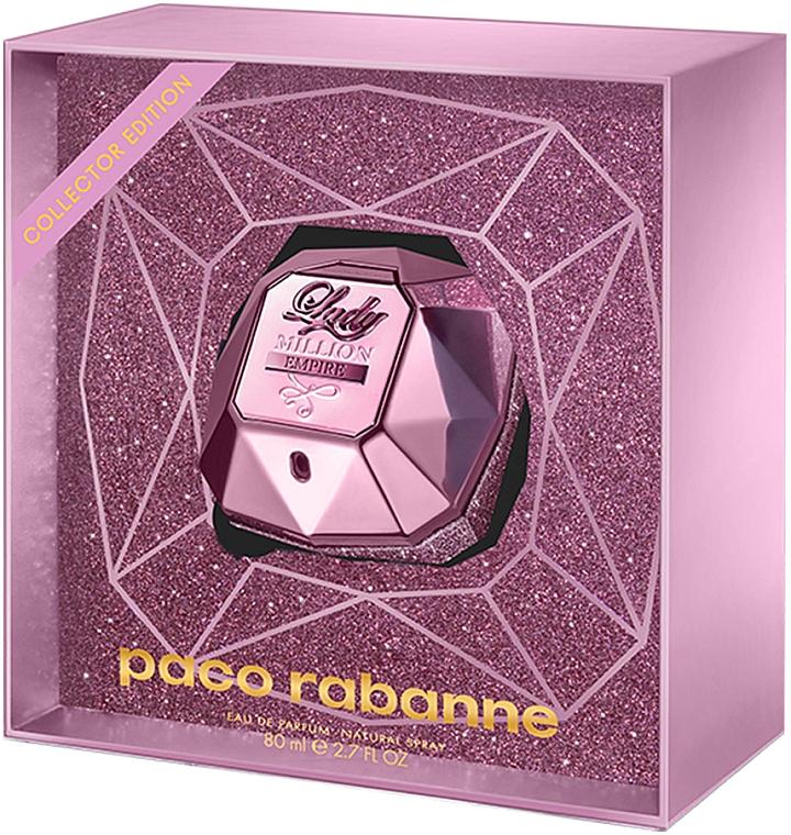 Paco Rabanne Lady Million Empire Collector Edition - Eau de parfum — foto N2