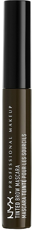 Gel tinta per sopracciglia - NYX Professional Makeup Tinted Eyebrow Mascara Gel