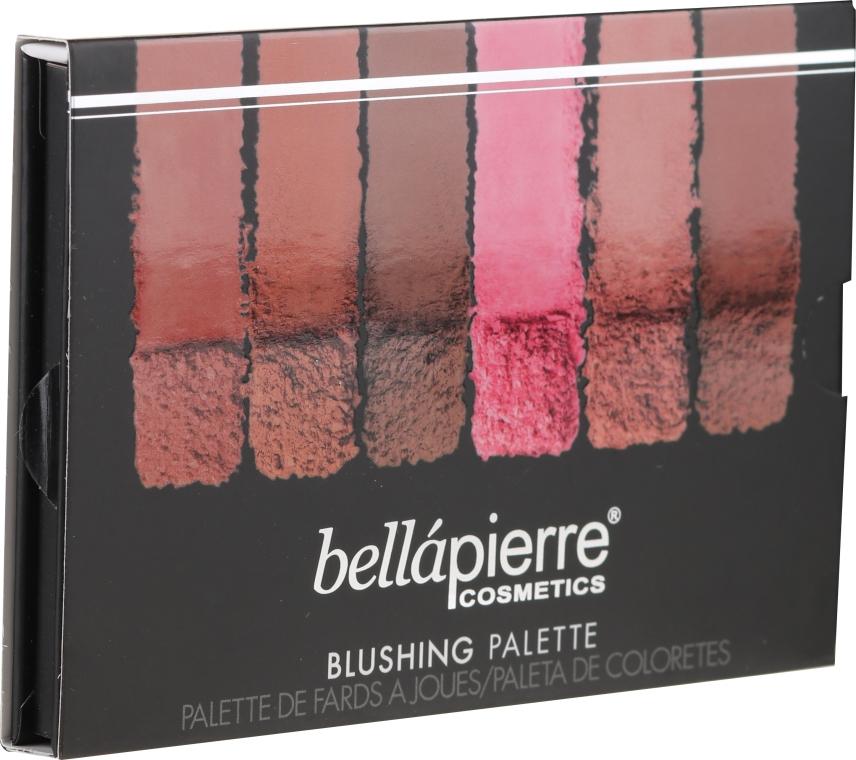 Palette blush - Bellapierre Blushing Palette — foto N2