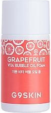 Profumi e cosmetici Olio idrofilo con estratto di pompelmo - G9Skin Grapefruit Vita Bubble Oil Foam (mini)