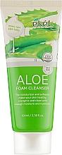 Profumi e cosmetici Schiuma detergente con estratto di aloe - Ekel Aloe Foam Cleanser