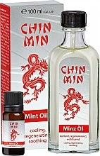 Profumi e cosmetici Lozione Chin Min con menta piperita e tea tree - Styx Naturcosmetic Chin Min Minz Oil