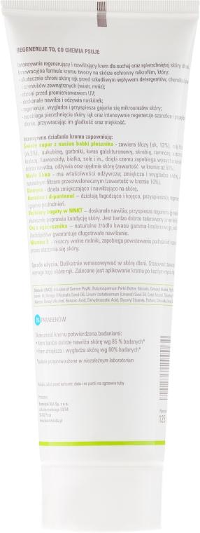 Crema mani idratanteper la pelle secca e screpolata - DLA — foto N2