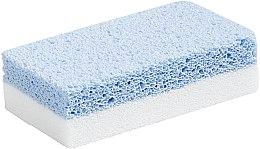 Profumi e cosmetici Pietra pomice per manicure e pedicure, bianco / blu - Peggy Sage Pumice Nail File