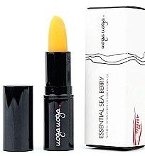 Profumi e cosmetici Balsamo labbra naturale con olivello spinoso - Uoga Uoga Natural Lip Balm With Sea-Buckthorn Oil
