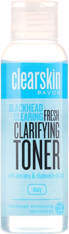 Tonico viso, purificazione profonda - Avon Clearskin Clarifying Toner