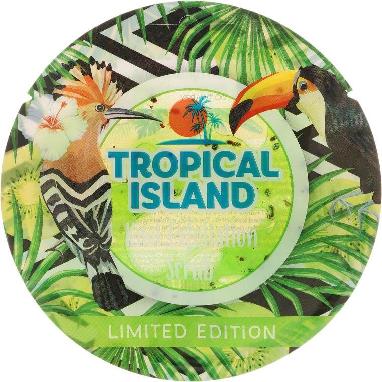 Scrub viso con kiwi - Marion Tropical Island Kiwi Exfoliation Scrub